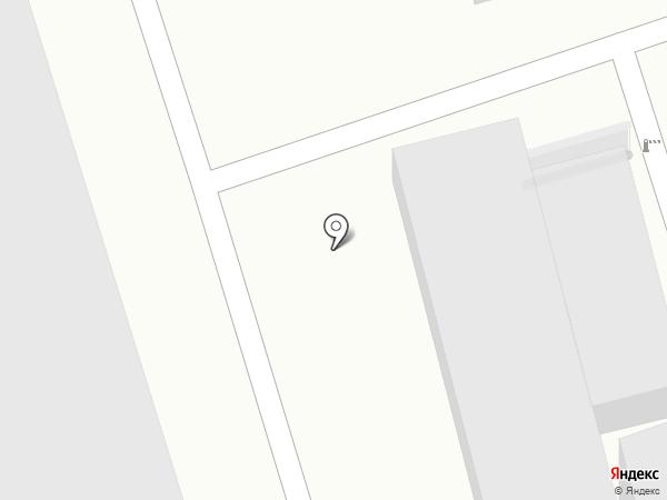 Сеть центров технического осмотра на карте Алматы