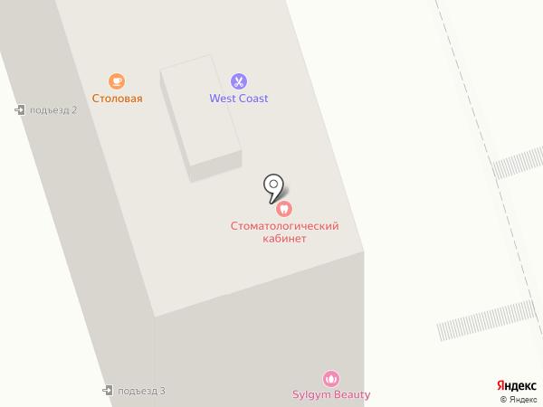 Sexy-kz на карте Алматы