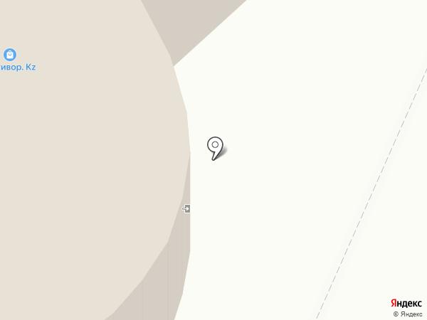 Бутик постельного белья на карте Алматы