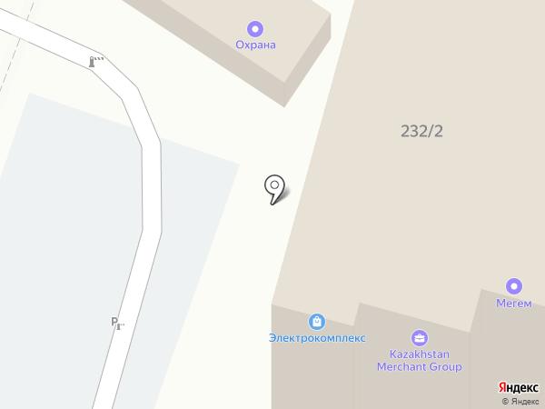 1PROF.KZ на карте Алматы