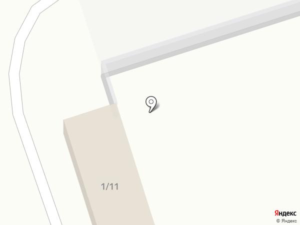 Автопорт, ТОО на карте Алматы