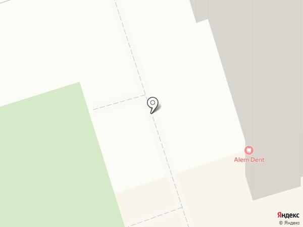Асель-фарм, ТОО на карте Алматы