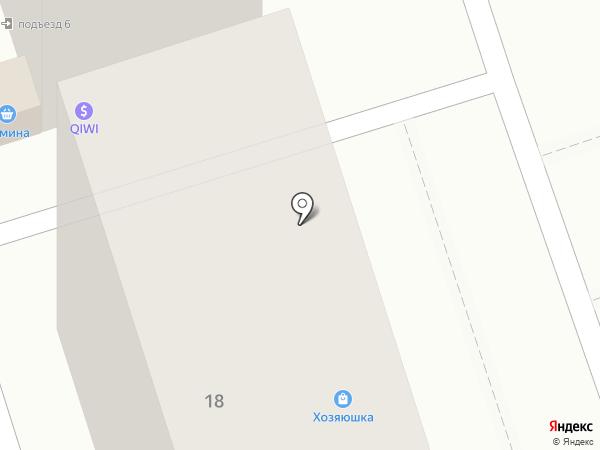 Сандро на карте Алматы