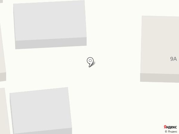 Асыл-Тас & Ко на карте Боралдая