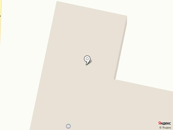 Почтовое отделение связи №040718 на карте КазЦика