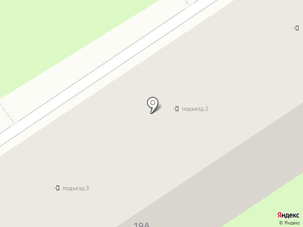 Орда на карте Алматы