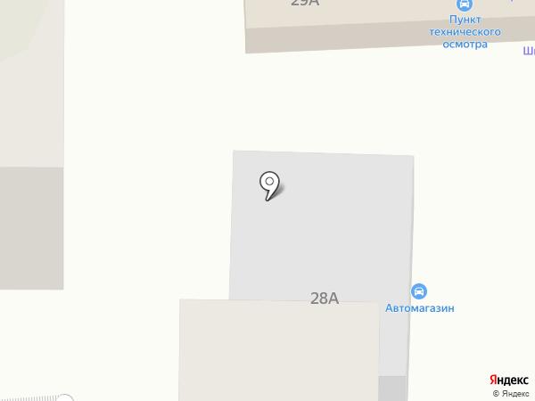 Сункар на карте Боралдая