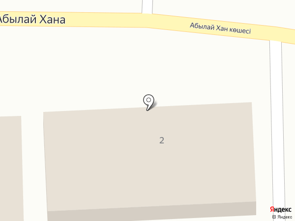 Курылыс на карте Боралдая