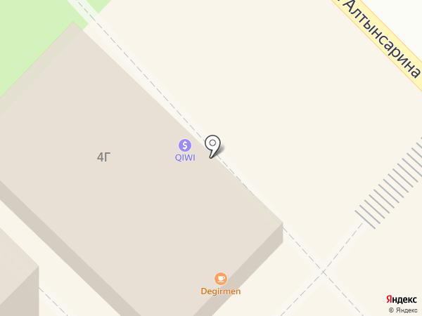 Simitci на карте Алматы