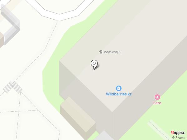 ПивБар на карте Алматы