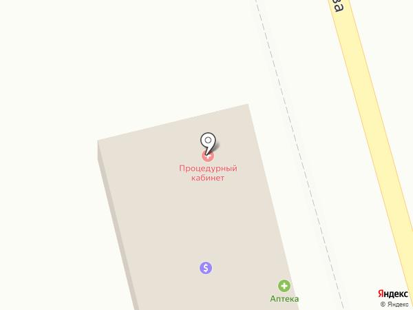 Дом мамы на карте Алматы
