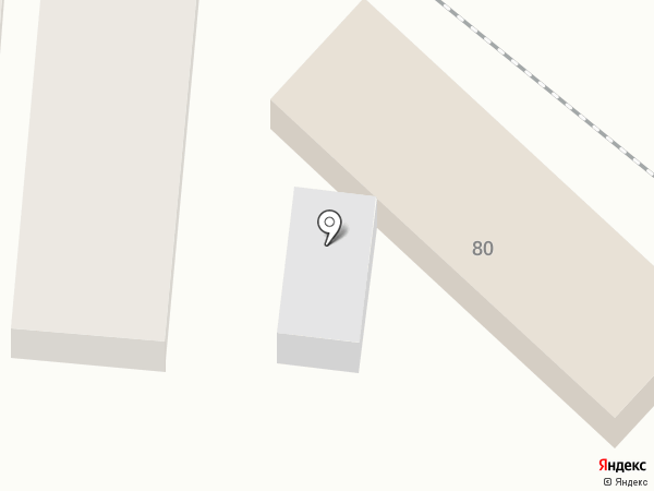 Магазин птицепродуктов на карте Боралдая