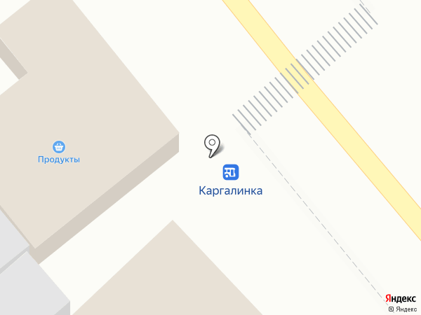 Винтаж на карте Алматы