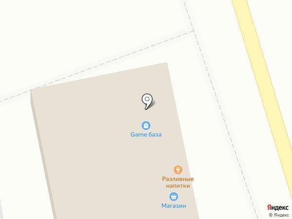 Ням-ням на карте Алматы