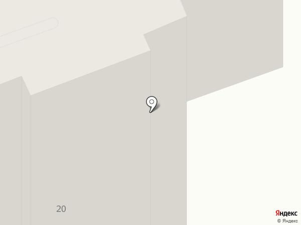 Бульбашъ на карте Алматы