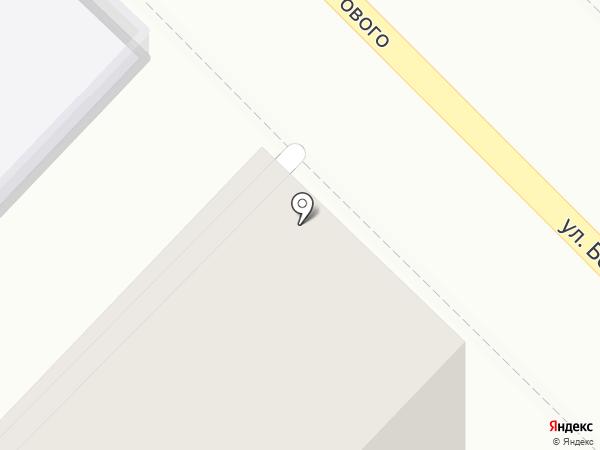 Бочка на карте Алматы