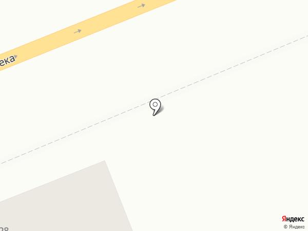 Зелень на карте Алматы