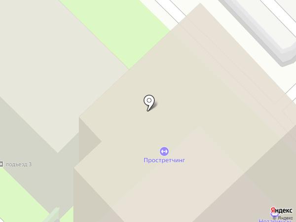 Самга на карте Алматы