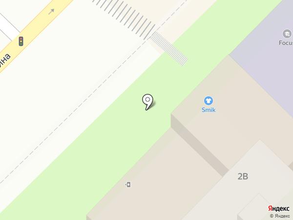 Sushibox.kz на карте Алматы