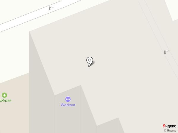 Apple town на карте Алматы