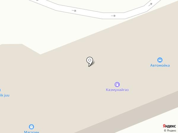КАССА 24 на карте Боралдая