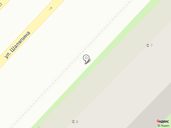 MR.BARBER на карте Алматы