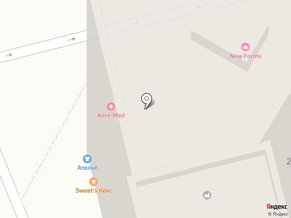 Lashina на карте Алматы