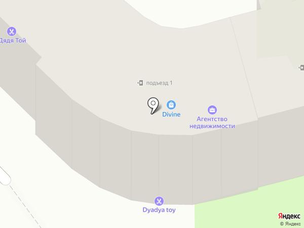 Di-Di на карте Алматы