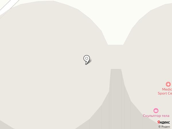 Rocco Gym на карте Алматы
