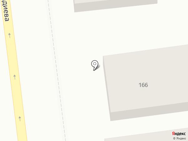 Q-SERVICE на карте Алматы
