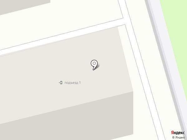 Божья коровка на карте Алматы