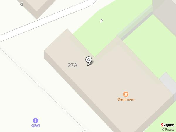 Sofra на карте Алматы