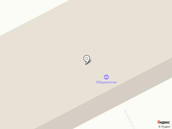 Хостел на карте Излучинска