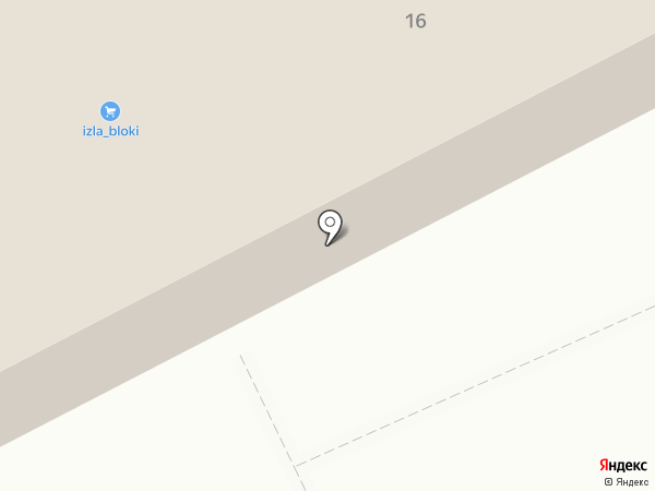 Метэкс на карте Излучинска
