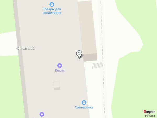 АлматыХолод на карте Алматы