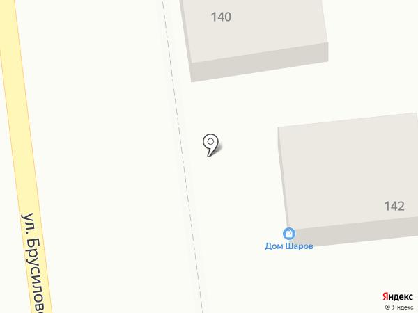 Жанэль на карте Алматы