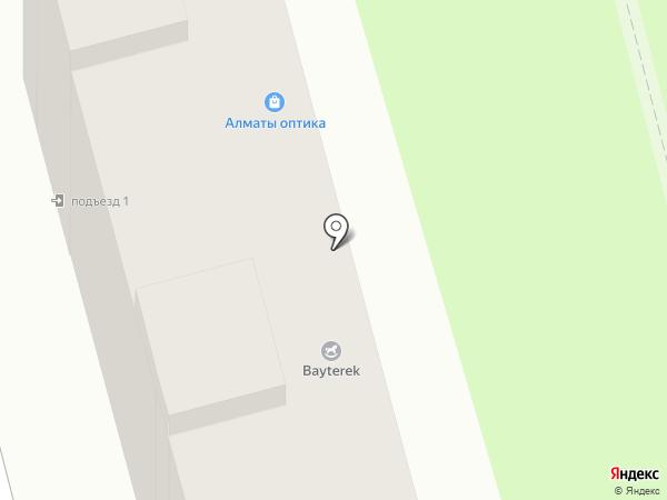 FinBet на карте Алматы