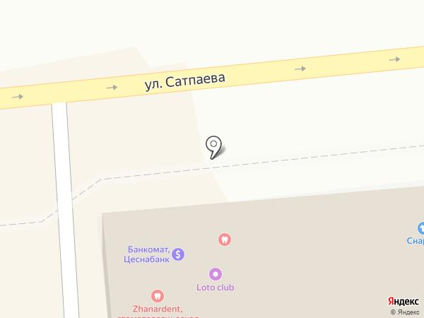 Стоматологический центр им. Деканадзе на карте Алматы