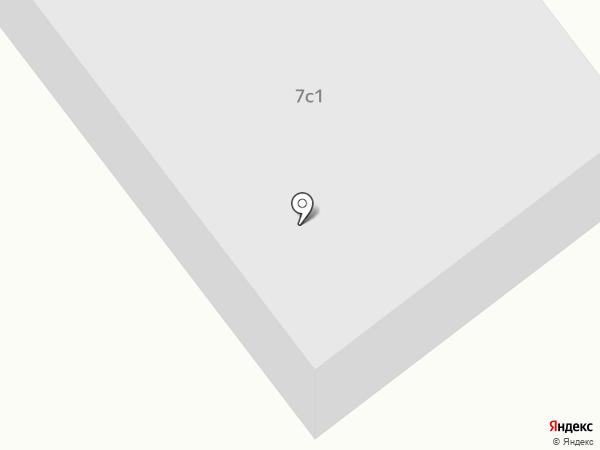 Строймонтаж на карте Излучинска