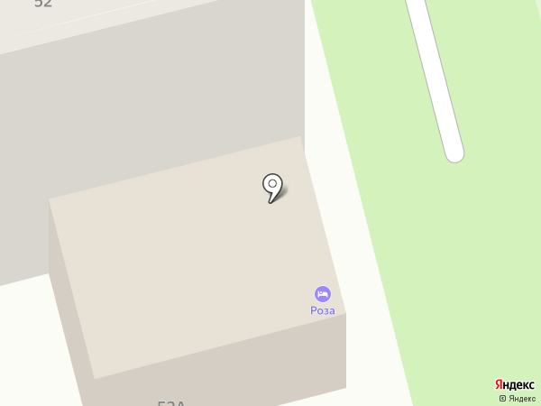 Маззарини, ТОО на карте Алматы