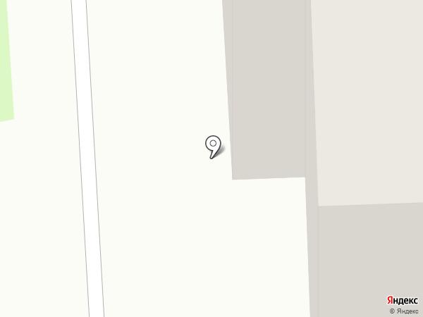 Фермер района на карте Излучинска