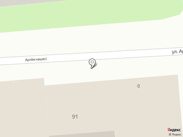 SERVIS MOBIL 1 на карте Алматы