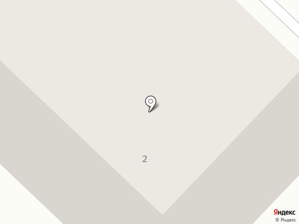 Айсберг на карте Излучинска
