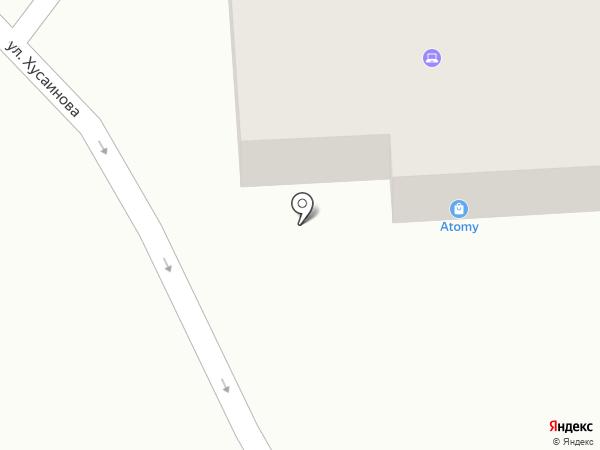 Woojin Corporation, ТОО на карте Алматы