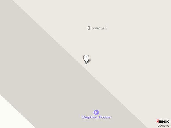 Пегас на карте Излучинска