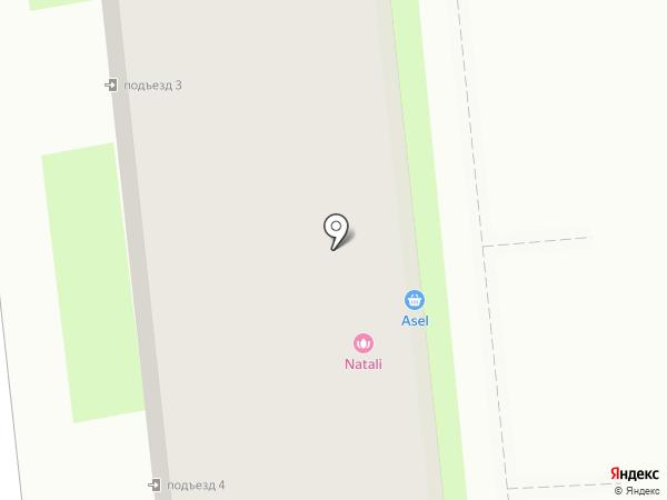 ORCHID на карте Алматы