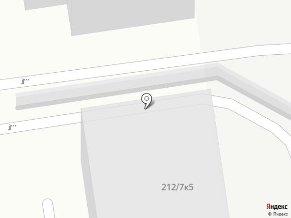 Винд М, ТОО на карте Алматы