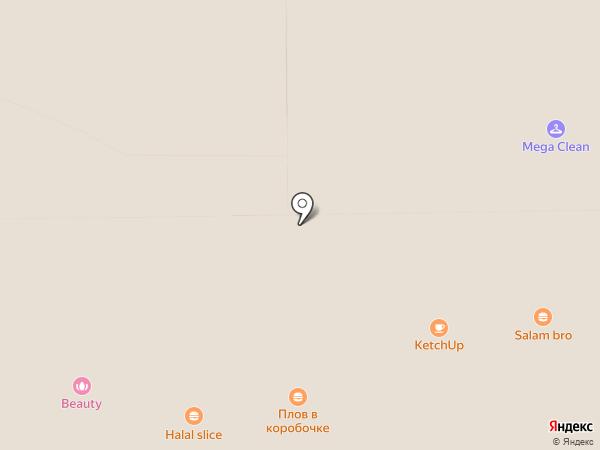 QLP KAZLEGPROM на карте Алматы
