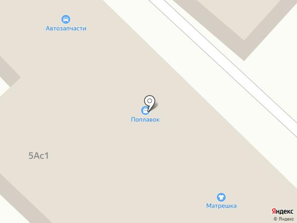 Продукты Ермолино на карте Излучинска