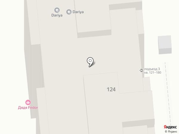 Оркендеу на карте Алматы